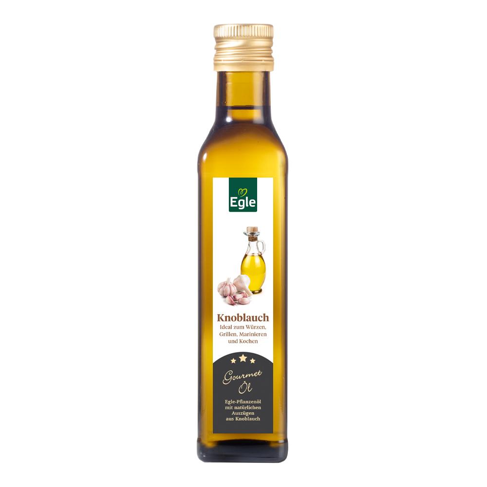 Gourmet-Öl Knoblauch 0,25 l