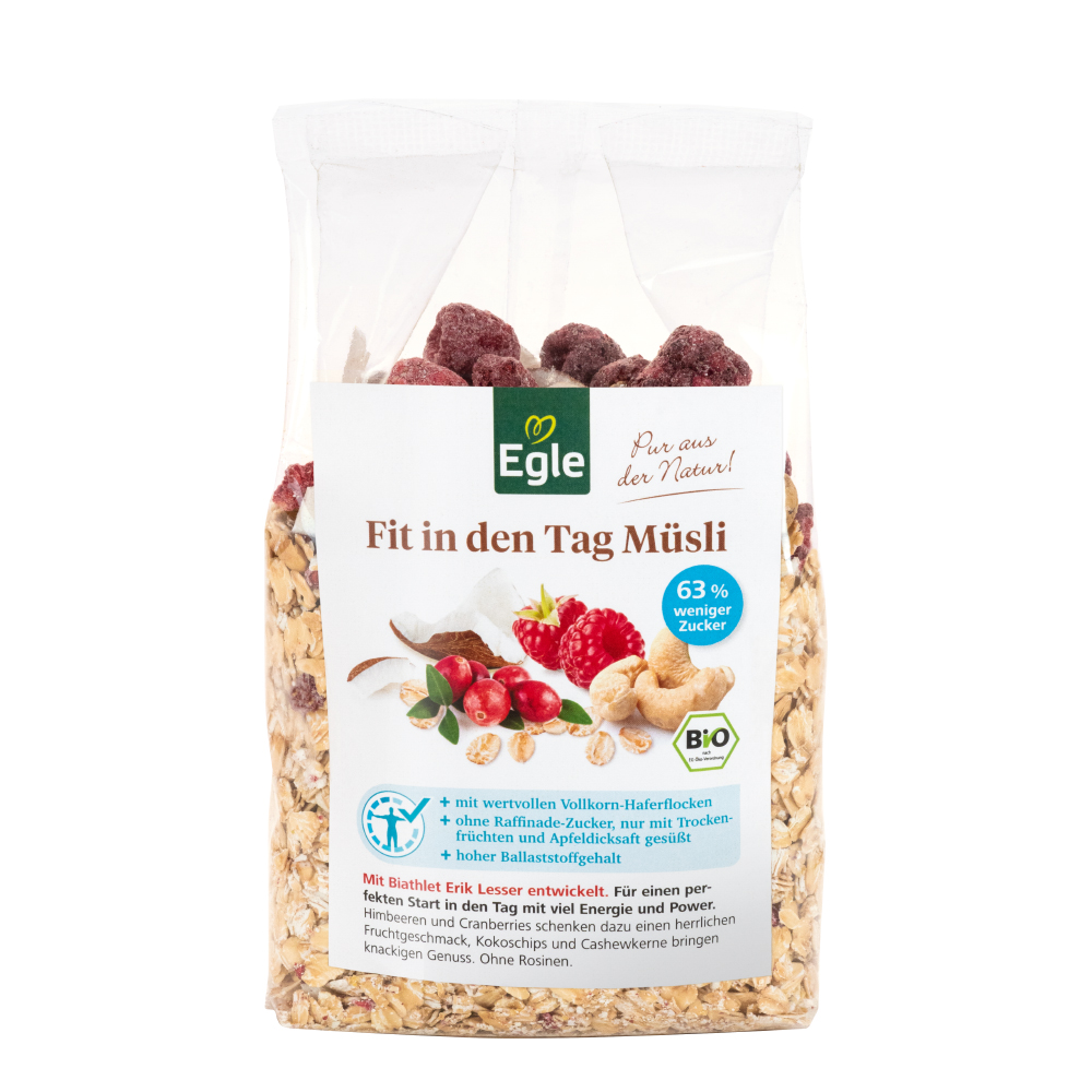 Fit in den Tag Müsli 400 g