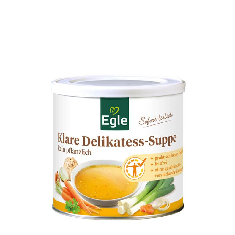 Klare Delikatess-Suppe 400 g