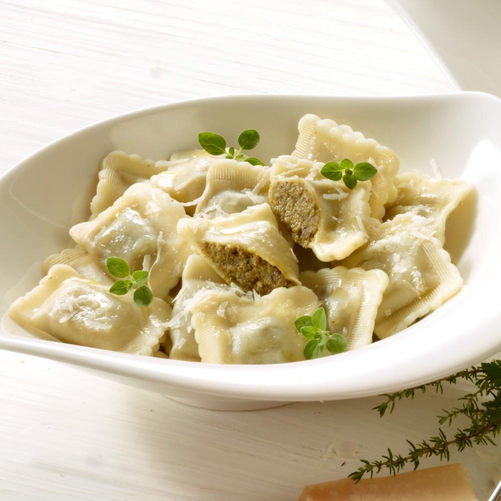 Bio Ravioli mit Käse-Spinat-Füllung 2 x 250 g