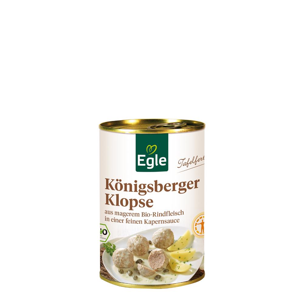 Bio Königsberger Klopse 400 g