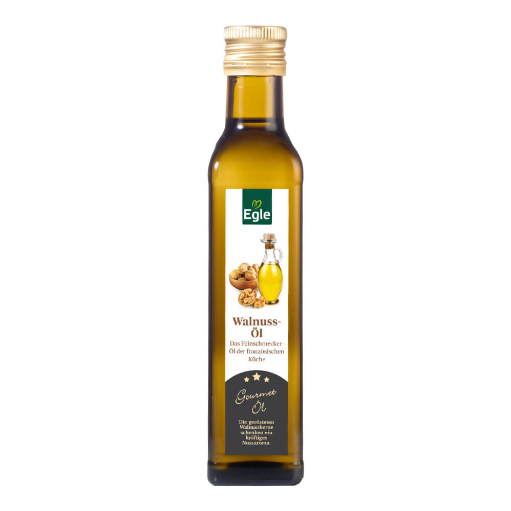 Walnuss Gourmet-Öl, 0,25 l