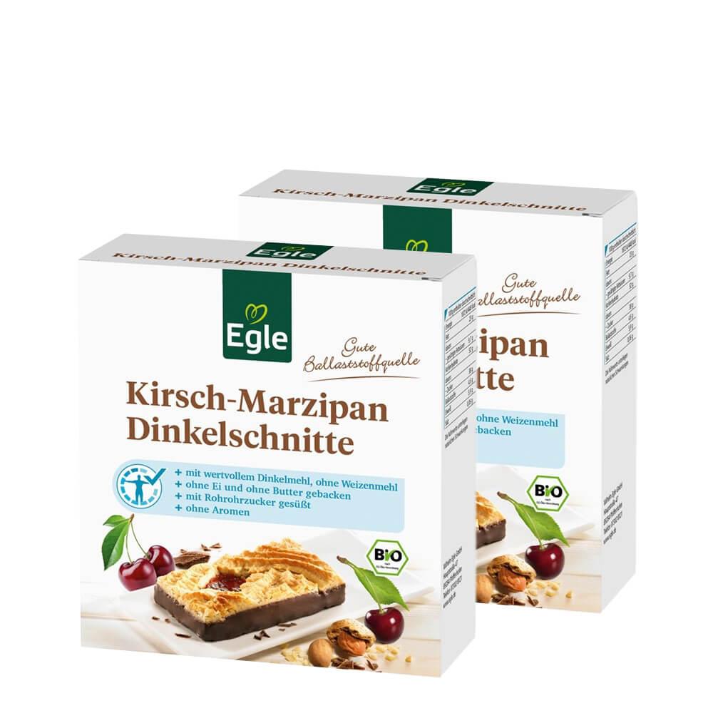 Kirsch-Marzipan-Schnitte
