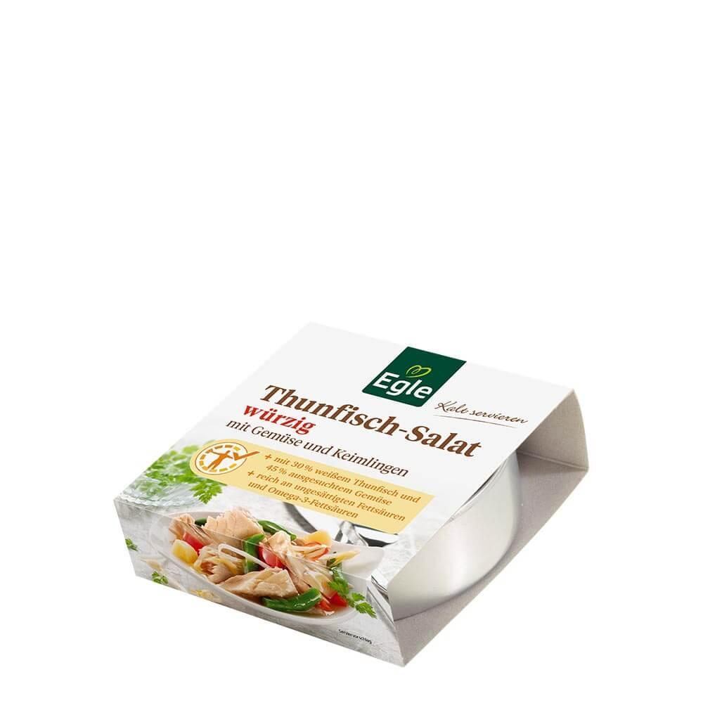 Thunfisch-Salat würzig zum Kennenlernen 190 g