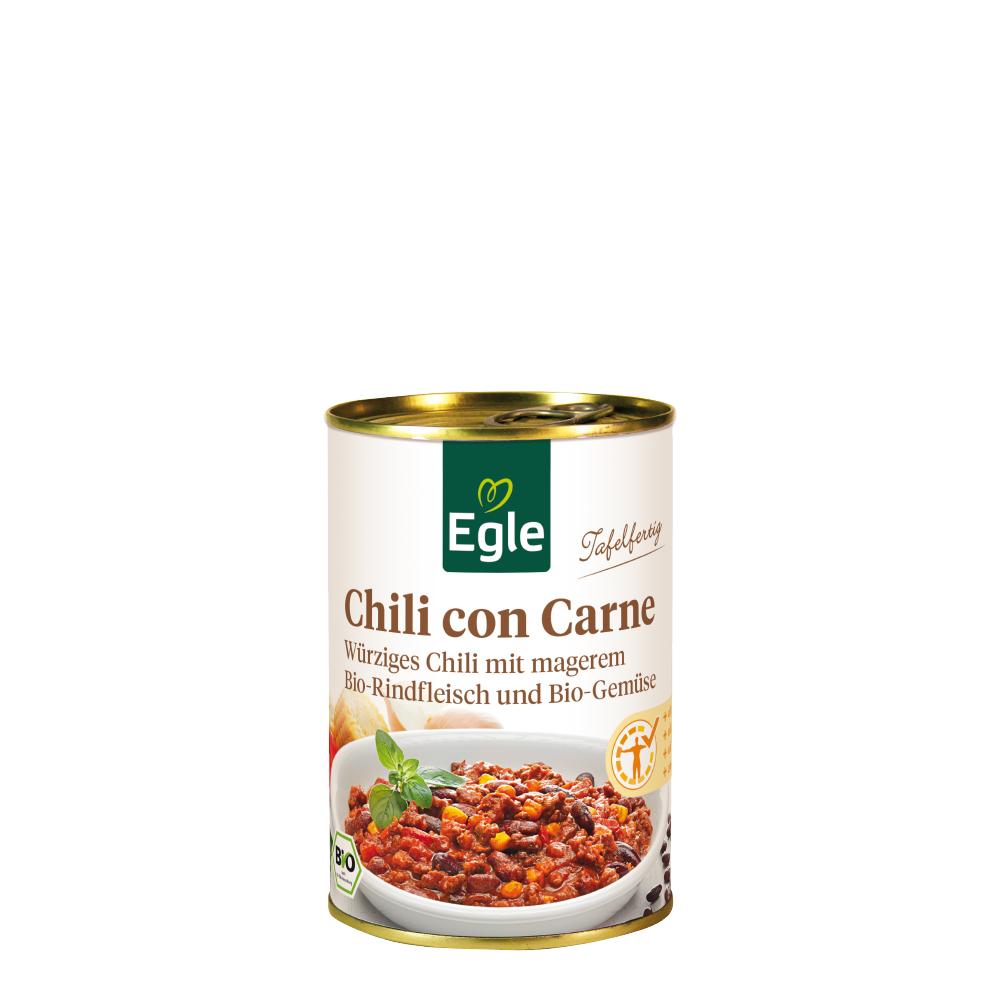 Bio Chili con Carne 400 g