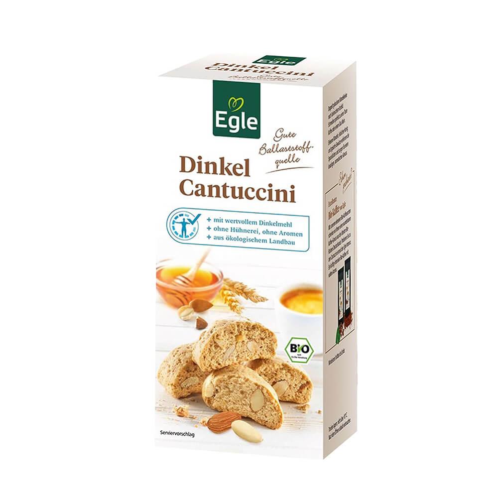 Bio Dinkel Cantuccini 180 g – Kostprobe