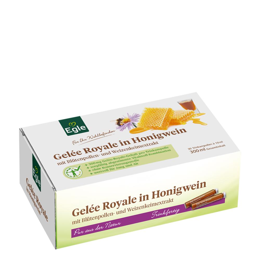 Gelée Royale in Honigwein 30 x 10 ml