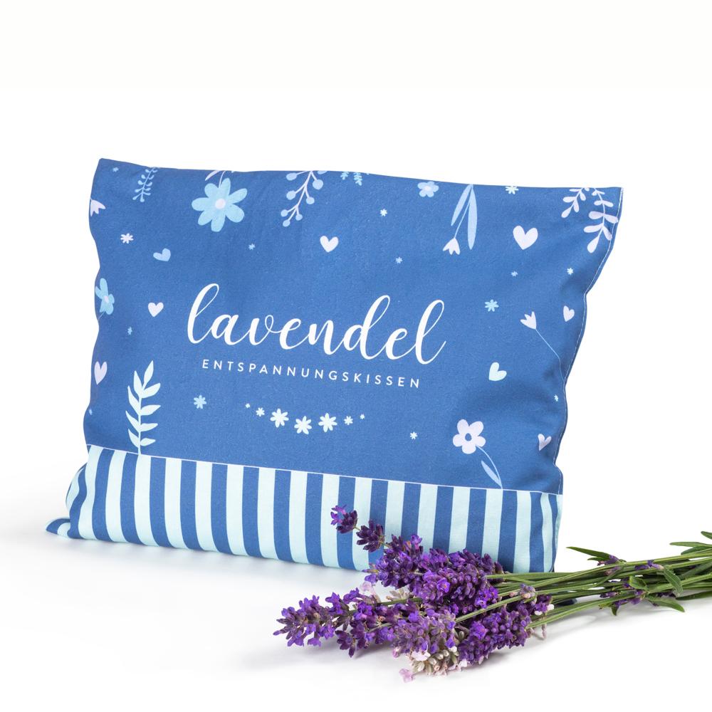 Lavendel-Entspannungskissen