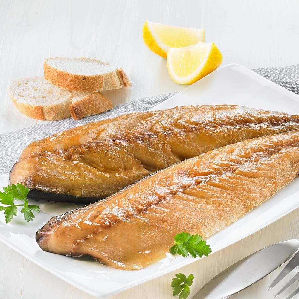 Makrelen-Filets geräuchert 3 x 190 g