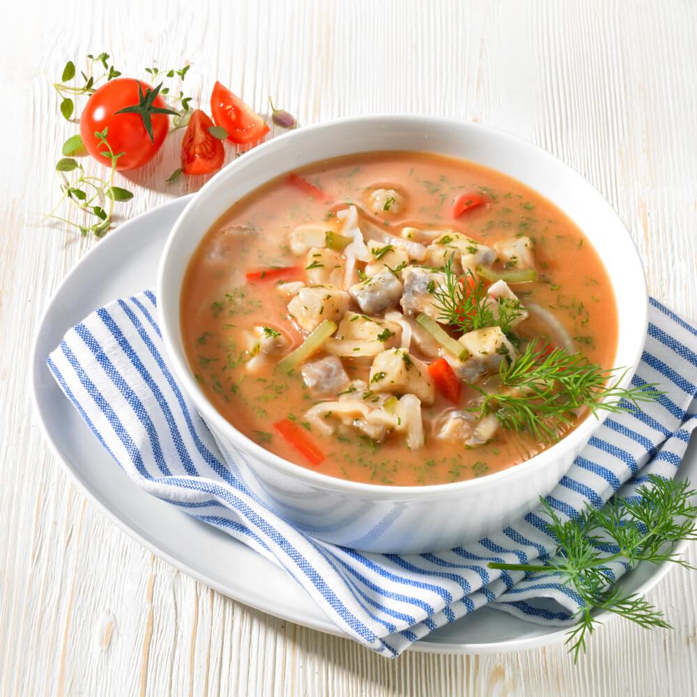 Fischtopf mit Gemüse 2 x 400 ml