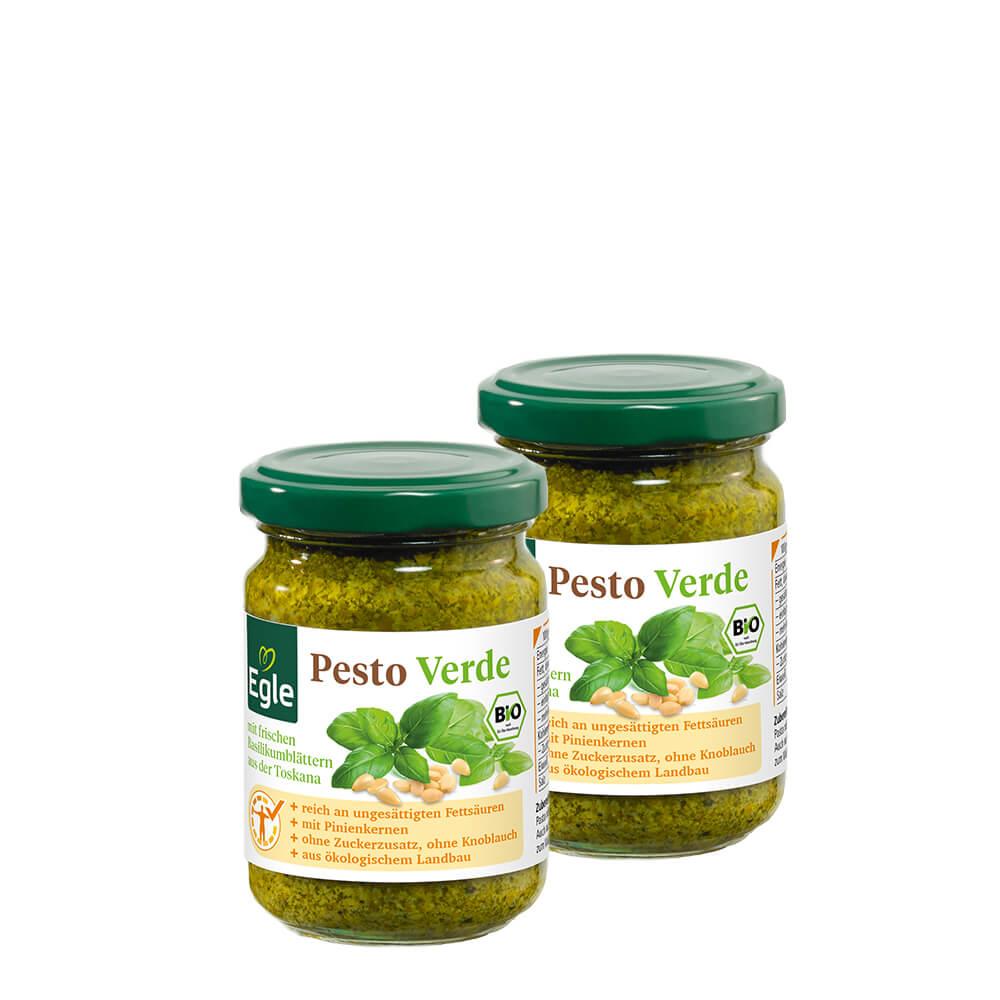 Bio Pesto Verde 2 x 130 g