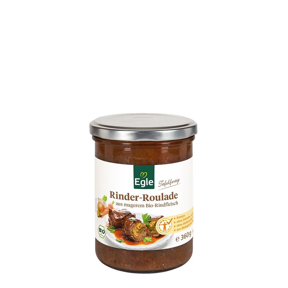 Bio Rinder-Roulade 360 g