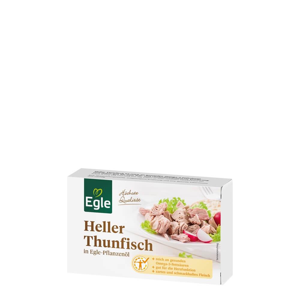 Heller Thunfisch in Öl - Kostprobe 120 g