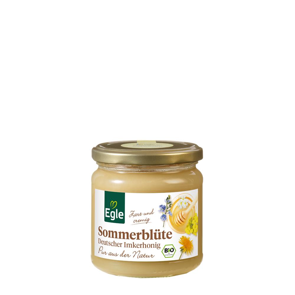 Deutscher Bio Imkerhonig Sommerblüte 500 g