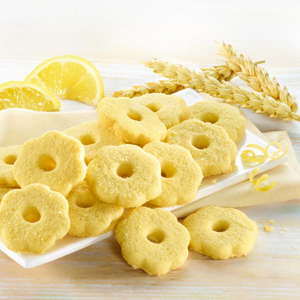 Zuckerreduzierte Zitronenkekse 2 x 190 g