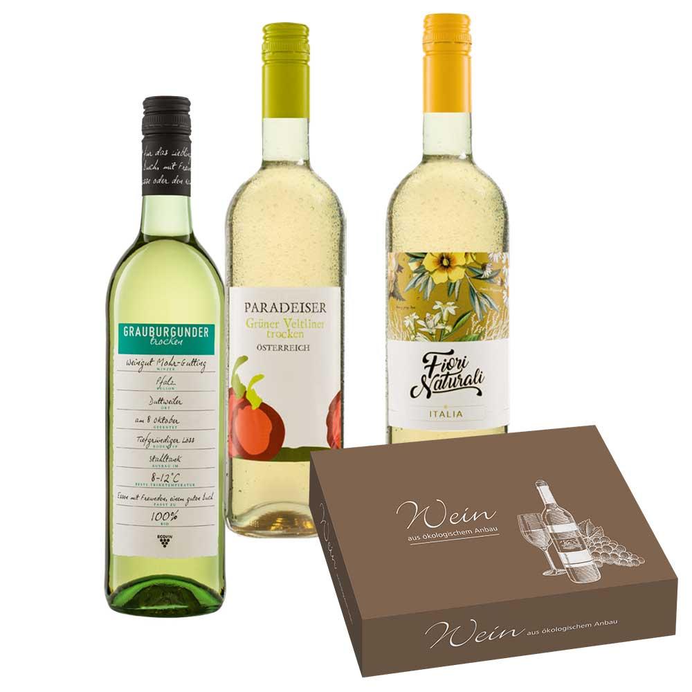 Weißwein-Paket 3 x 0,75 l