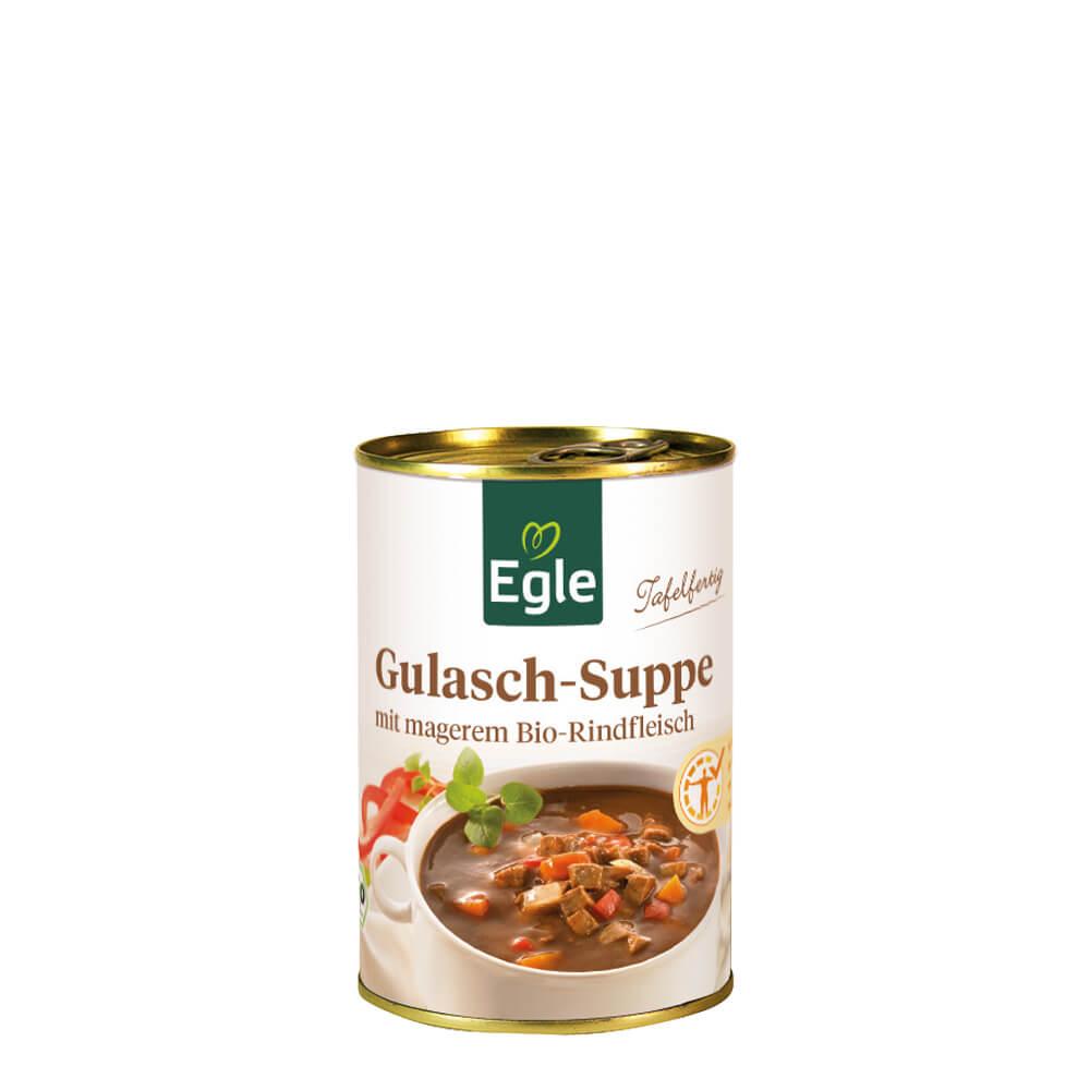 Bio Gulasch-Suppe 400 g