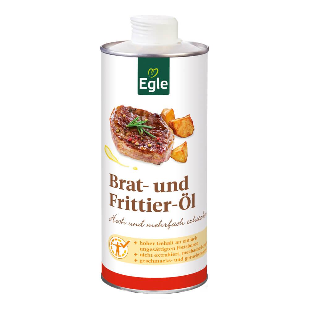 Brat- und Frittier-Öl zum Kennenlernen, 0,75 l
