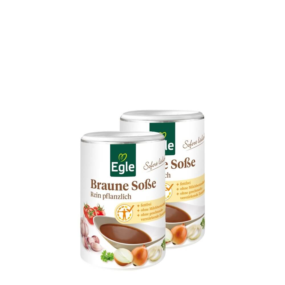 Braune Soße 2 x 150 g
