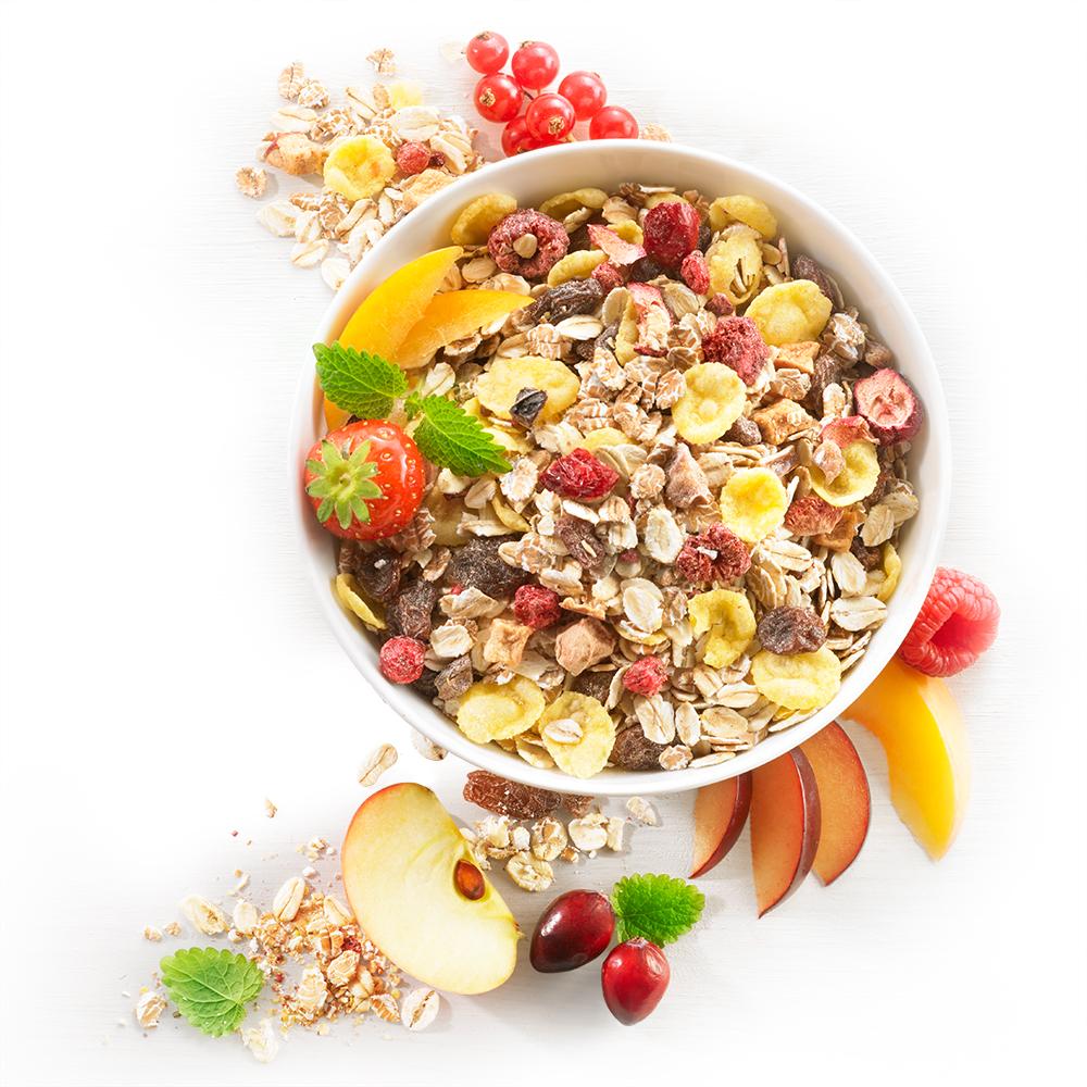 Bio Viel-Frucht-Müsli 200 g