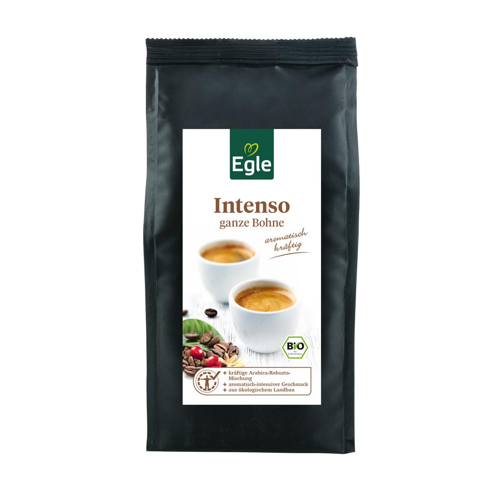 """Bio Espresso """"Intenso"""" ganze Bohne 250 g"""