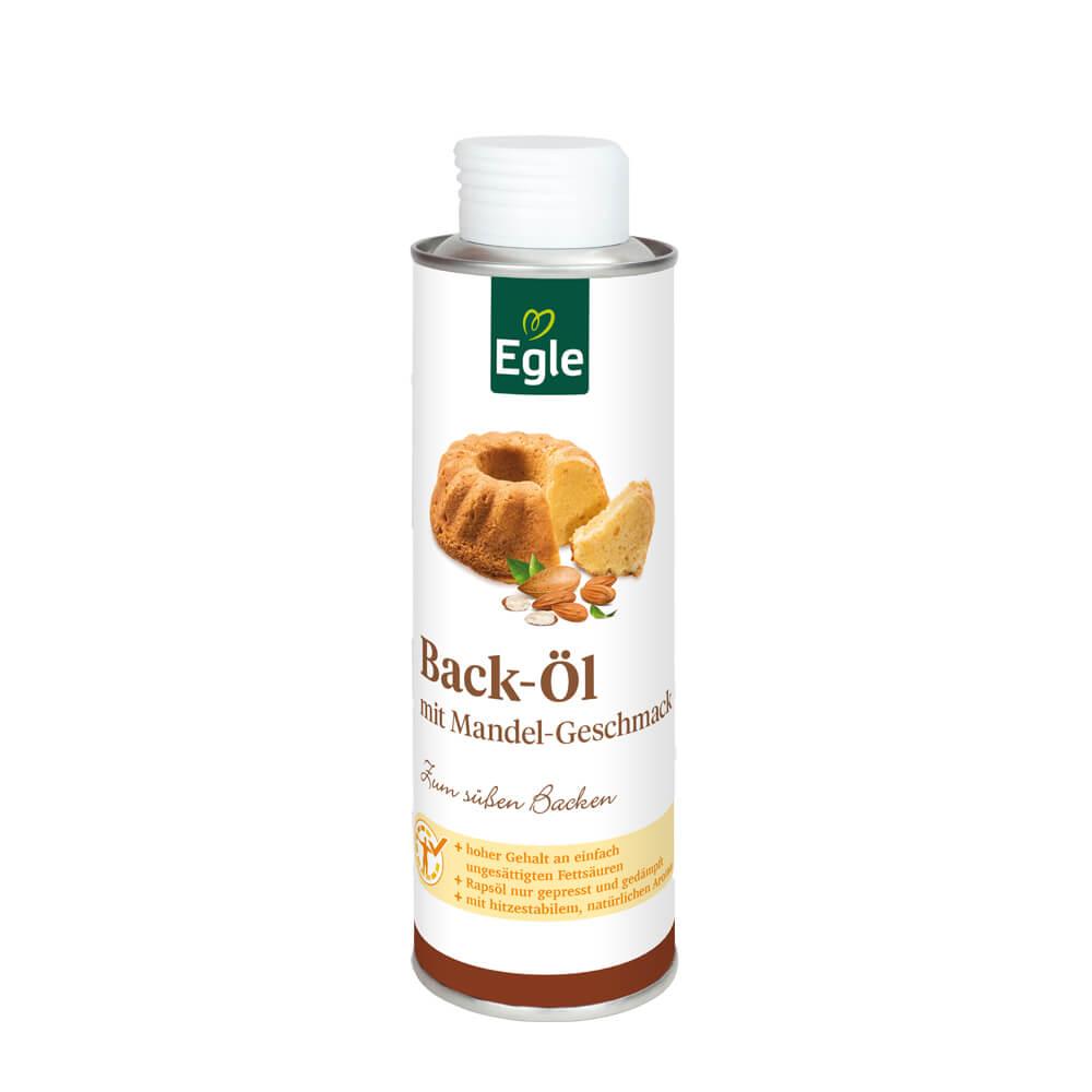 Backöl mit Mandelgeschmack, 0,25 l