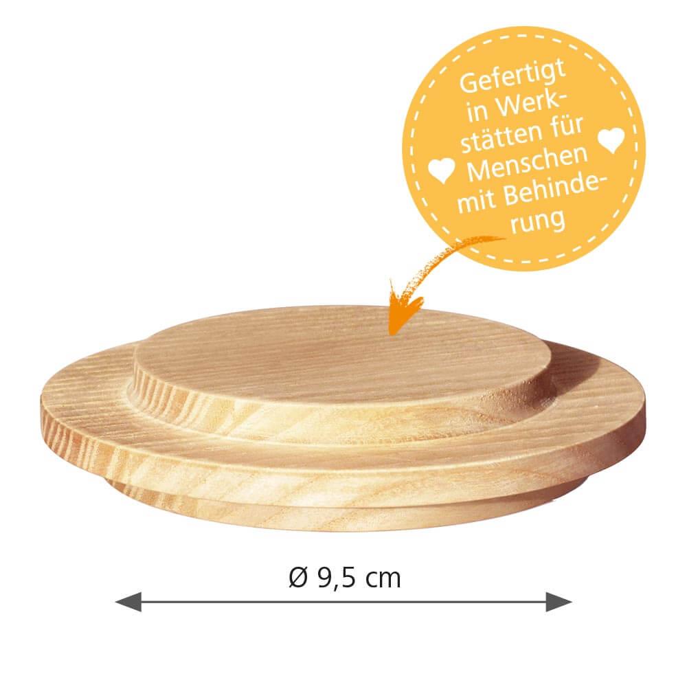 Universal Holzdeckel