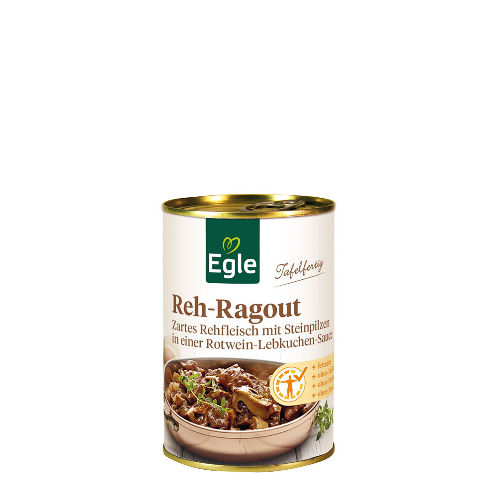 Reh-Ragout 400 g