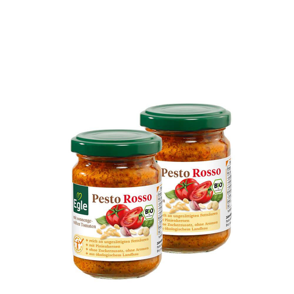 Bio Pesto Rosso 2 x 130 g