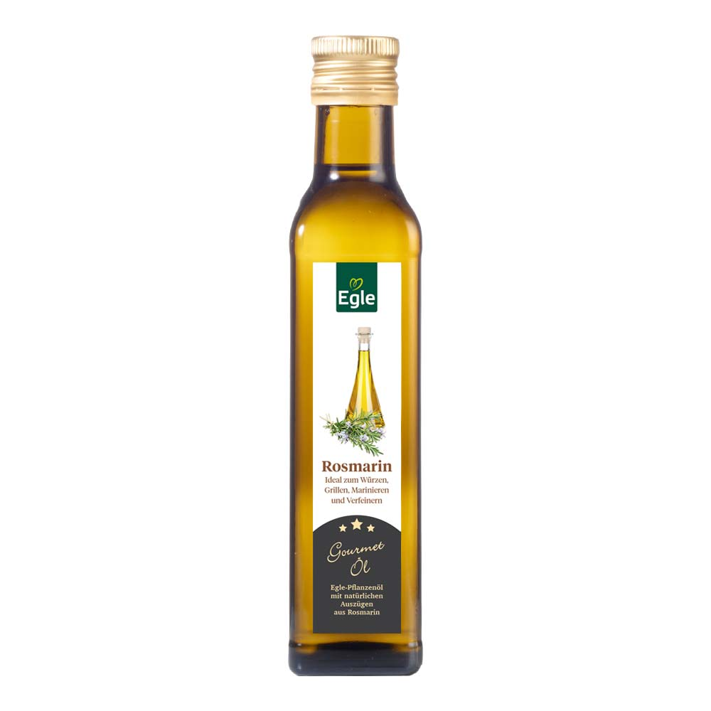 Rosmarin Gourmet-Öl 0,25 l