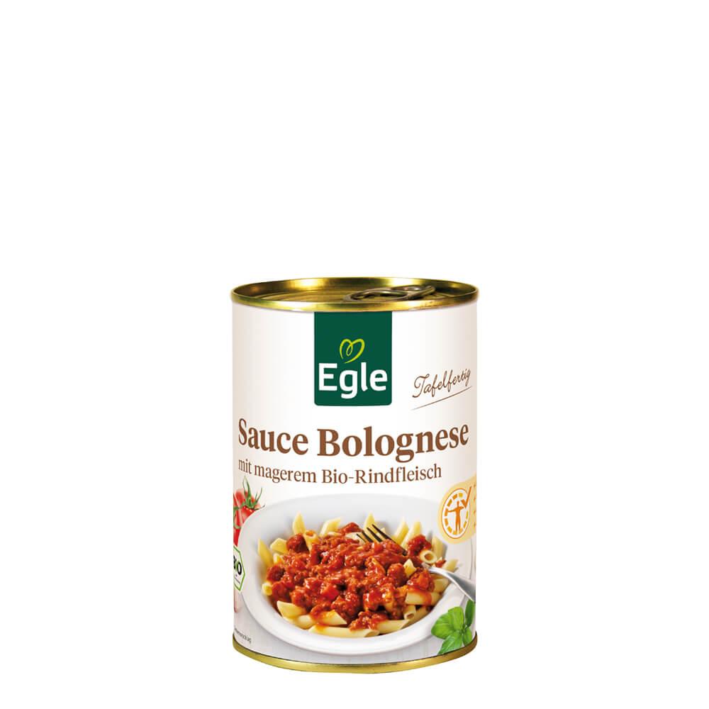 Bio Sauce Bolognese 400 g